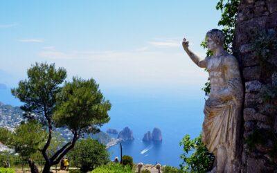 A gyönyörű Capri szigete